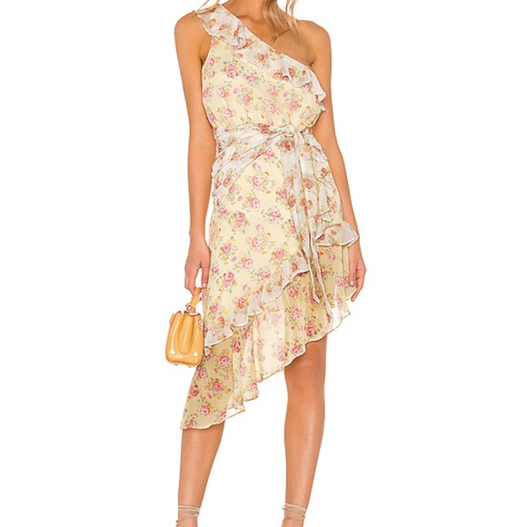 MAJORELLE Dresses & Skirts - BNWT Majorelle Isabelle Midi Dress